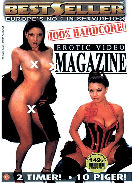 Erotic Video Magazine
