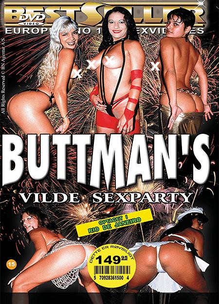 Buttmans Vilde Sexparty