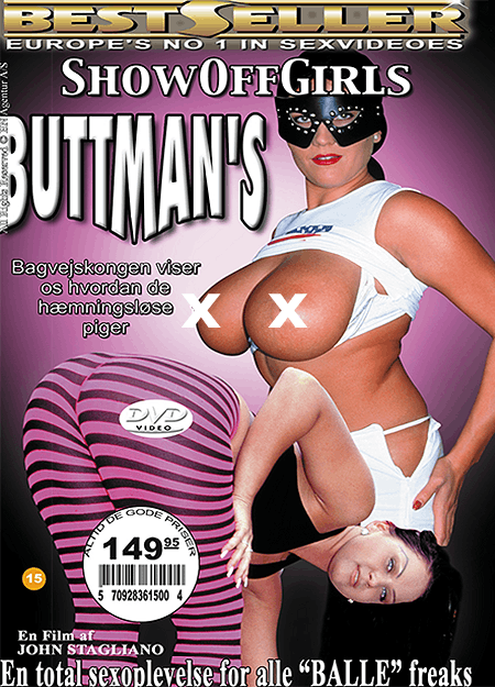 Buttmans Show Of Girls