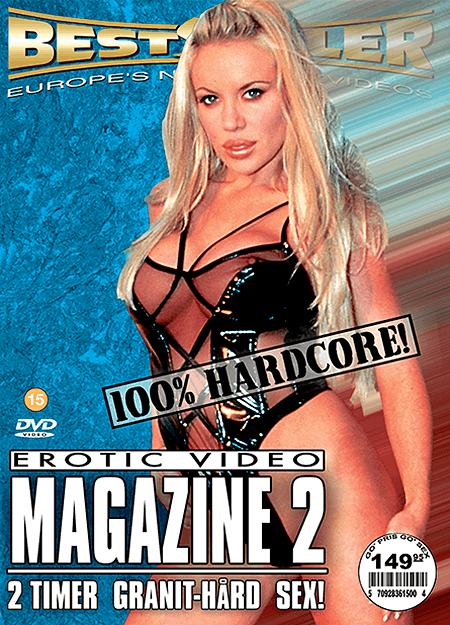 Erotic Video Magazine #2