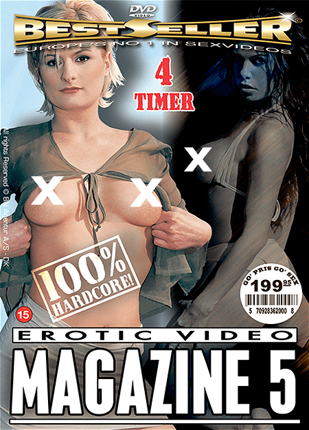 Erotic Video Magazine #5