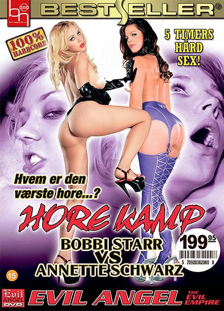 Hore Kamp - Bobbi Star vs Anette Schwarz