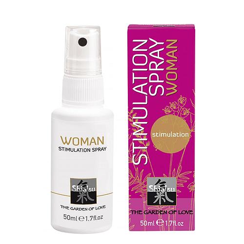 Shiatsu Woman Stimulation Spray