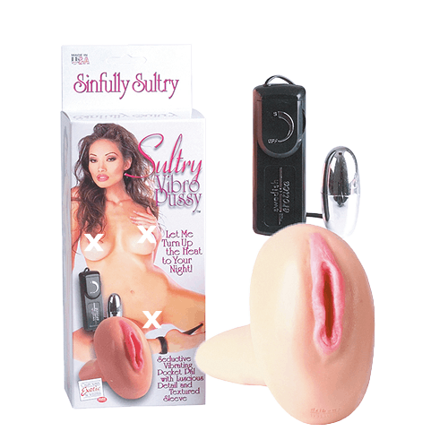 Sultry Vibro Pussy