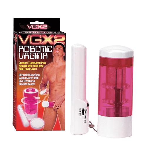 Robotic VGX2 Soft Vagina
