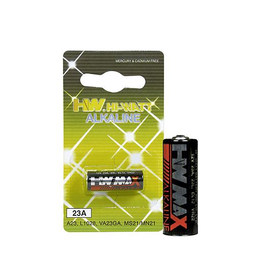 1 stk. 23A Batterier