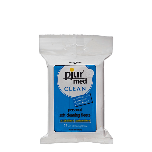 Pjur Med Clean Fleece
