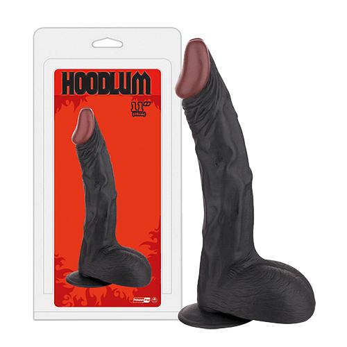 Hoodlum XL Sugekop Dildo