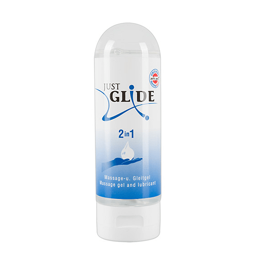 Just Glide 2-in-1 Creme