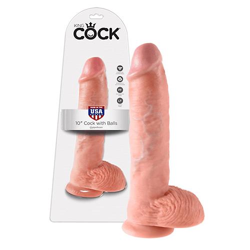 King Cock Naturtro Dildo