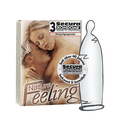 Secura Tyndt Kondom