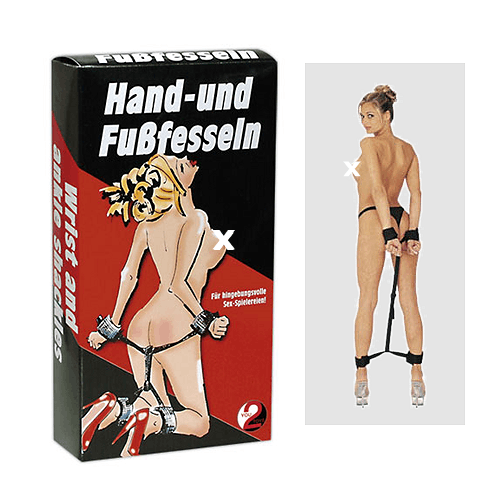 Hånd/Ankel Velcrostrop