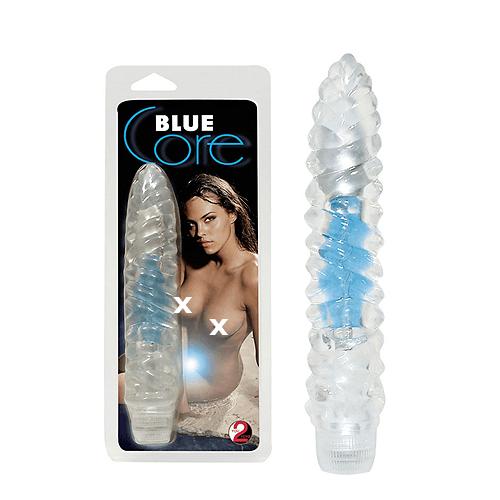 Blue Core Jelly Vibrator