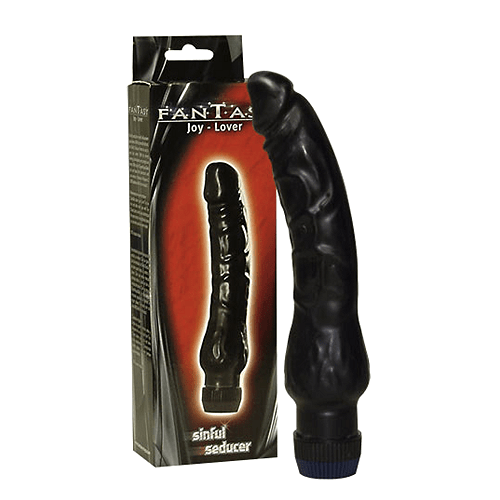 Sinful Latex Vibrator - Dildo vibrator