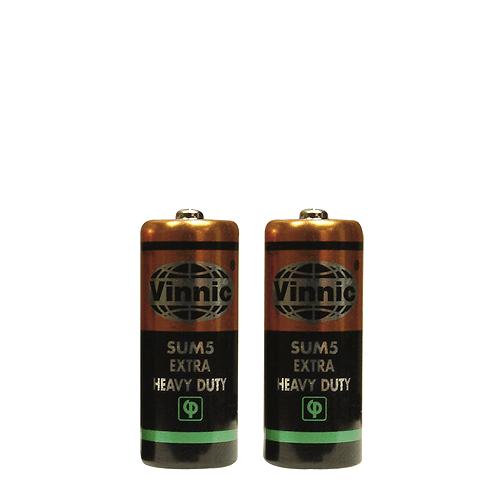 2 stk. LR01 Batterier
