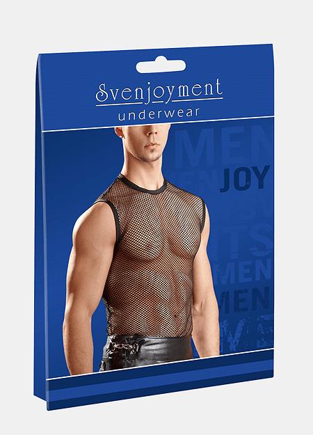 Male Net Shirt - Svenjoyment