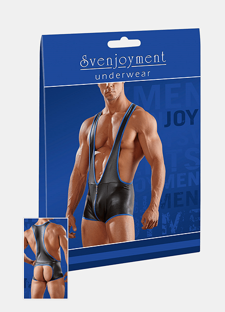 Men Bottomless Body - Svenjoyment