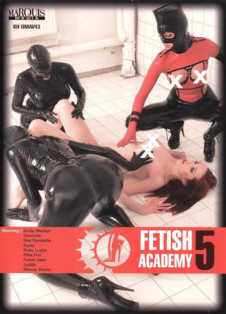 Fetish Academy #5 - Marquis Media