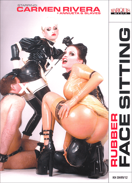 Rubber Face Sitting - Marquis Media