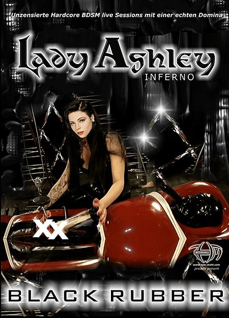 Lady Ashley: Black Rubber