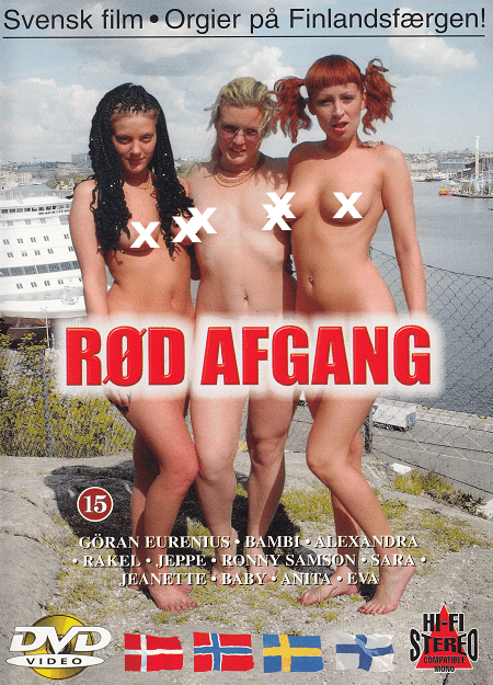 Rød Afgang - TV Plus