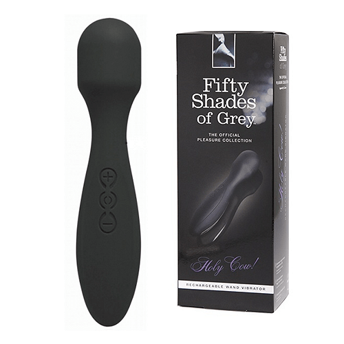 Fifty Shades Genopladelig Wand Vibrator