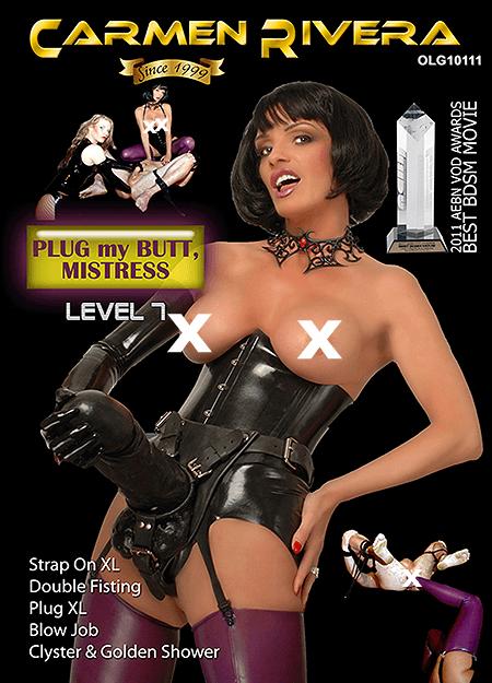 Plug My Butt Mistress