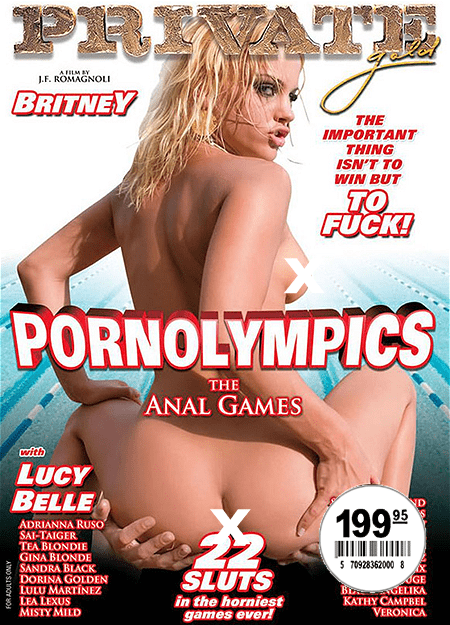 Pornolympics - The Anal Games