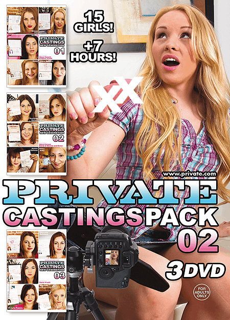 Castings DVD 3-pack