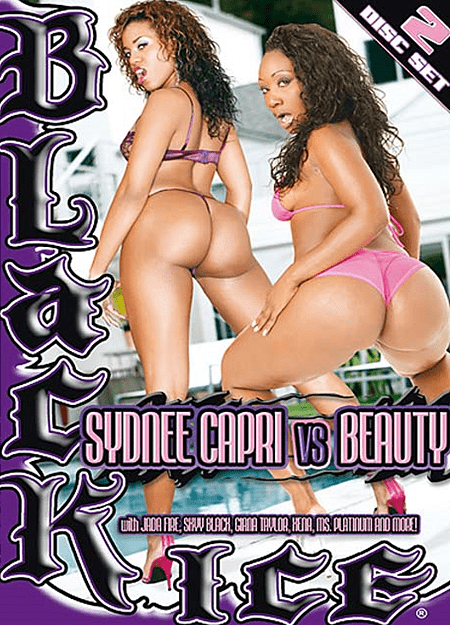 Sydnee Capri vs Beauty Dior - Black Ice