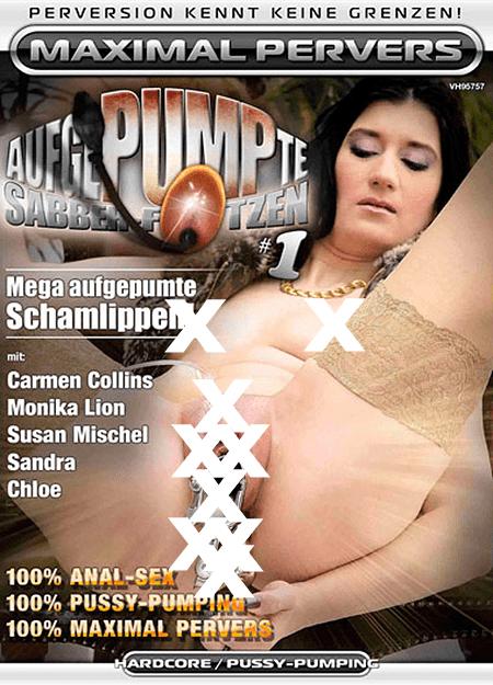 Aufgepumpte Sabber Fotzen - DVD sexfilm