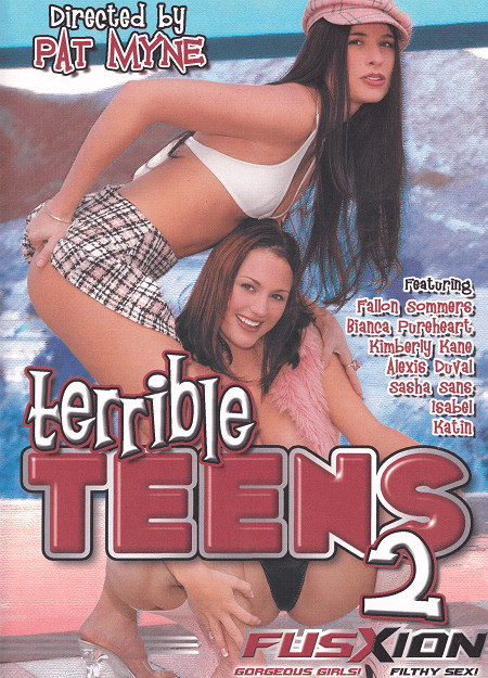 Terrible Teens #2 - Fusxion