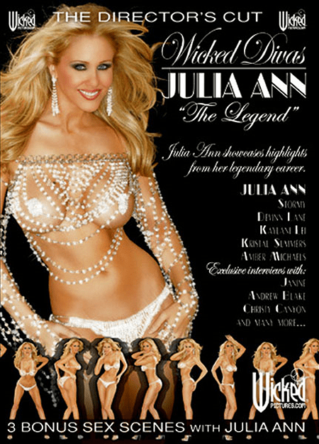 Wicked Divas: Julia Ann - Wicked Pictures