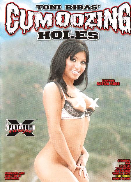 Cum Oozing Holes - Platinum X - DVD sexfilm