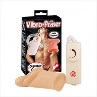 Penishoved Vibro Pirrer