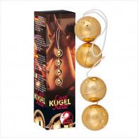 Gyldne Duotone Balls