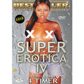 Super Erotica #4 - Bestseller - DVD videofilm
