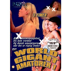 World Gigant Amatører - BN Agentur - DVD amatørsex