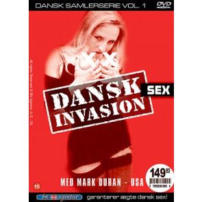 Dansk Sex Invasion - BN Agentur - DVD pornofilm