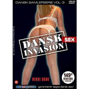 Dansk Sex Invasion #3 - BN Agentur - DVD sexfilm