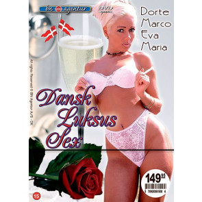 Dansk Luksus Sex - BN Agentur - DVD pornofilm