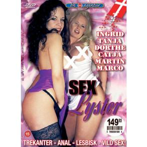 Danske Sex Lyster - BN Agentur - DVD sexfilm