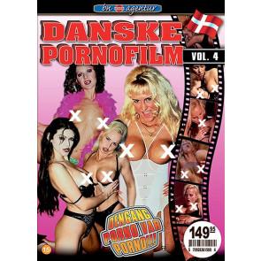 Danske Pornofilm #4 - BN Agentur - DVD videofilm