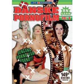 Danske Pornofilm #6 - BN Agentur - DVD sexfilm
