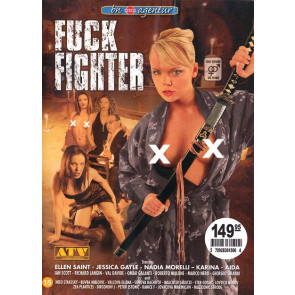 Fuck Fighter - DVD videofilm - BN Agentur