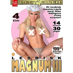 Lesbisk Magnum #2 - Bestseller - DVD videofilm
