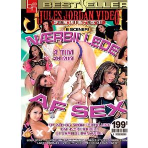 Nærbillede Af Sex - Bestseller - DVD sexfilm