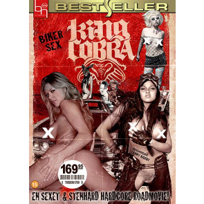 King Cobra - Bestseller - DVD pornofilm