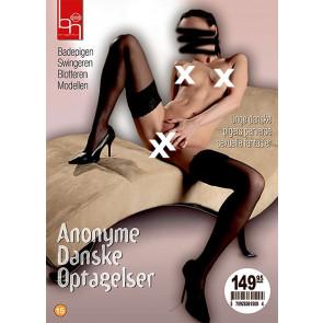 Anonyme Danske Sex Optagelser - BN Agentur - DVD sexfilm