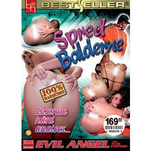 Spred Balderne - Bestseller - DVD videofilm